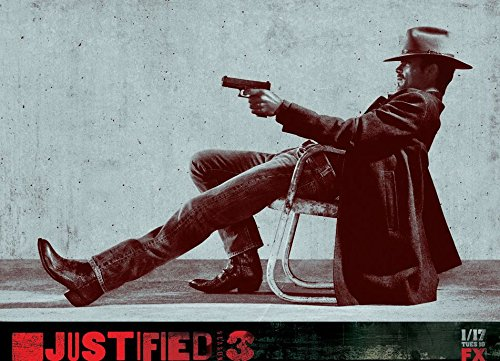NeuHorris 005 Justified Season 4 33x24 inch Silk Poster Aka Wallpaper Wall -