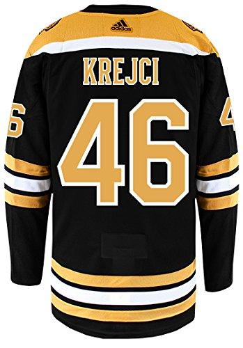new styles d2fed a984b Amazon.com : adidas David Krejci Boston Bruins Authentic ...