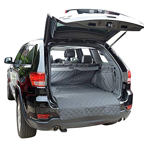 North American Custom Covers Cargo Liner for Jeep Grand Cherokee - Quilted, Waterproof & Tailored - Generation 4 -
