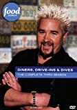 Diners, Drive-Ins & Dives: The Complete Third Season (3 DVD Set)