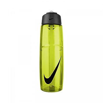 9987258806 Nike T1 Flow Swoosh Water Bottle 32oz Water Bottle, Unisex, T1 FLOW SWOOSH  WATER