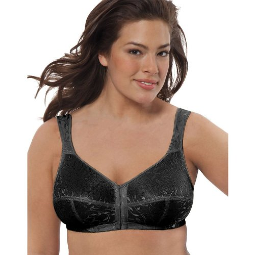 0d919a160d92b Just My Size 1107 JMS Front Close Wirefree Bra (Unit Per Pack 1) - Buy  Online in Oman.