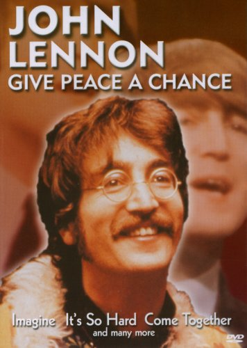 John Lennon - Give Peace a Chance - Live At Madison Square Garden [Pal Format]