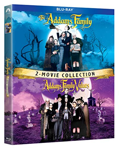 The Addams Family/Addams Family Values 2 Movie Collection [Blu-ray]