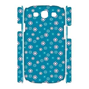 Retro Floral Series Brand New 3D Cover Case for Samsung Galaxy S3 I9300,diy case cover ygtg599174 by icecream design