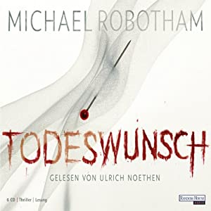 Todeswunsch (Joe O'Loughlins 4) Audiobook