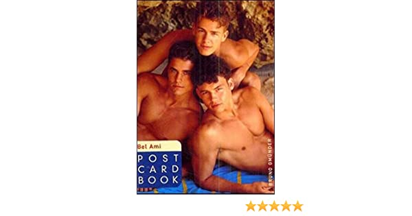 Bel Ami Best Of Frisky Memories Postcard Books Bruno Bel Ami