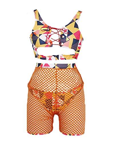 Geometric Bikini Set in Australia - 1