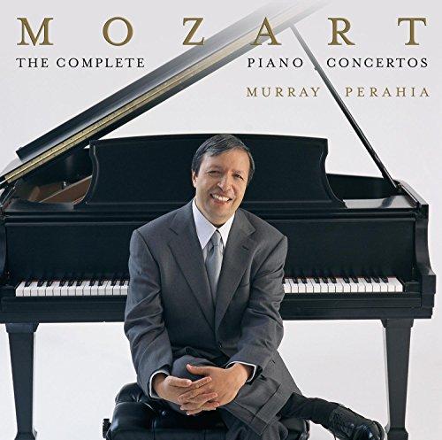 - Mozart: Complete Piano Concertos
