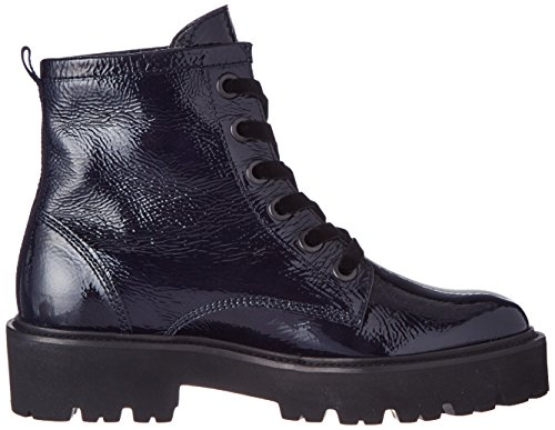 free shipping sast clearance new styles Kennel und Schmenger Women's Bobby Combat Boots Blue (Wave Sohle Schwarz 457) outlet exclusive discount 100% guaranteed aDosPXwkI