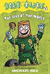 Icky Ricky #2: The End of the World (A Stepping Stone Book(TM))