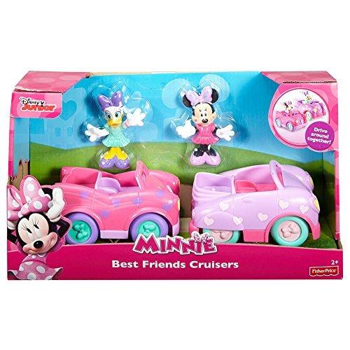 Disney Minnie's Bow-Tique Best Friend Cruisers by Disney]()