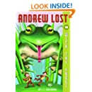 Andrew Lost #18: With the Frogs (A Stepping Stone Book(TM))