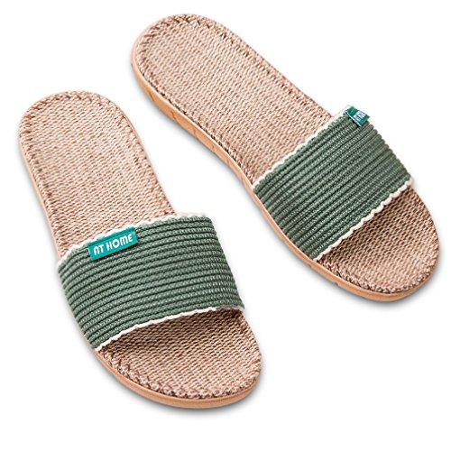 LIANG Zapatillas de Estar por Casa Vert B