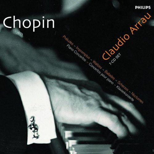 Chopin: Piano Works: Preludes / Impromptus / Waltzes / Ballades / Scherzos / Nocturnes / Piano Concertos by Philips