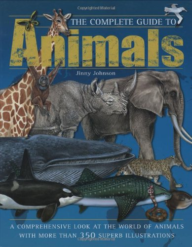 Wildlife atlas, a complete guide to animals and their habitats.