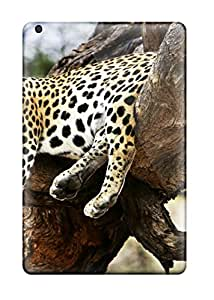 Jocelynn Trent's Shop Best 1654977K55584662 Sleeping Cheetah Durable Ipad Mini 3 Tpu Flexible Soft Case