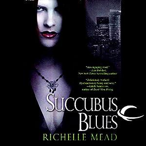 Succubus Blues Audiobook