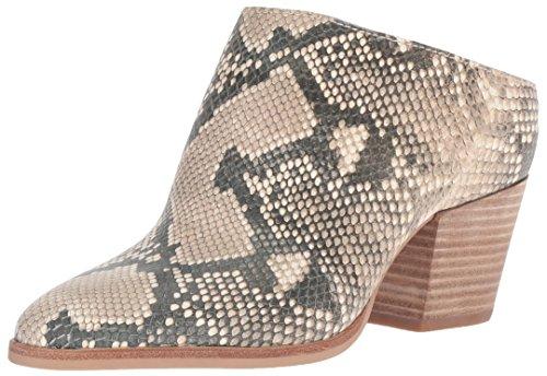 (Dolce Vita Women's Roya Mule, Snake Print Embossed Leather, 9.5 M US)