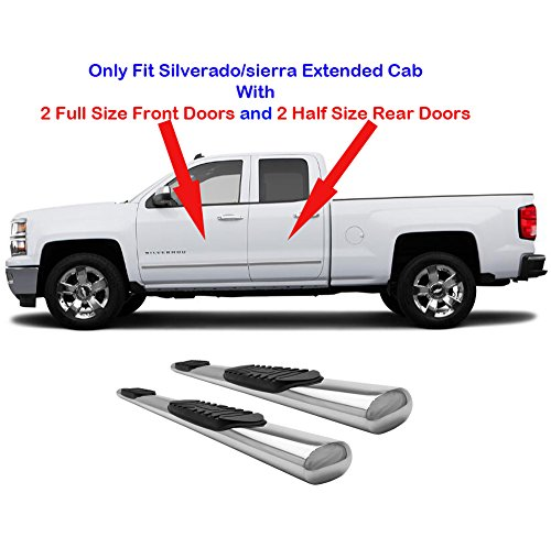 07 Stainless Oval Step - 2