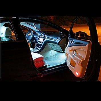 Kit de luces led interiores para coches de Muchkey: Amazon.es: Coche y moto