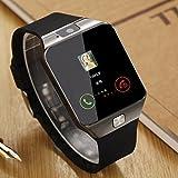 Bulfyss Dz09 Bluetooth Smart Wrist Watch Phone With Camera & Sim Card Support