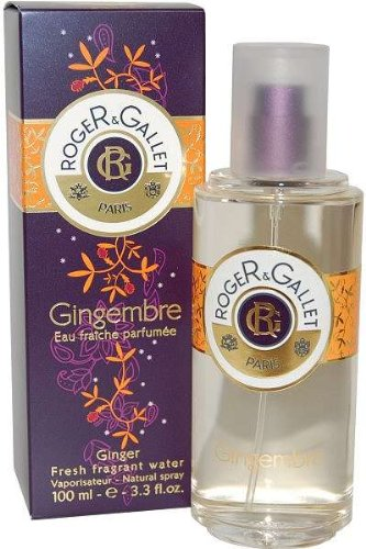 Roger & Gallet Gingembre Ginger 3.3 Ounces 160556 RGT00021_-100