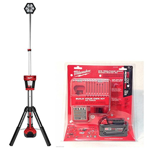 Led Light Tower Portable
