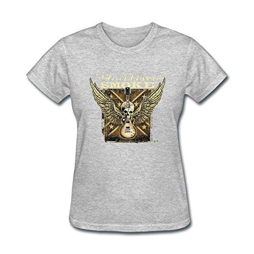 (SUNRAIN Women's Blackberry Smoke House Of Blues T shirt)