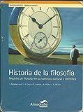 img - for Historia de la filosof a, modelos de filosofar en su contexto cultural y cient fico, 2 Bachillerato book / textbook / text book