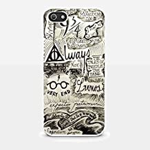 harry potter quote for iPhone 5/ 5s White case