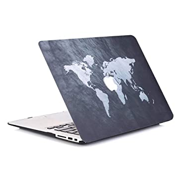 AQYLQ Funda para MacBook Air 13 2018 Carcasa MacBook Air 13 ...
