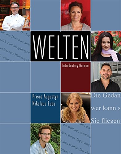 Welten: Introductory German (with iLrnTM Heinle Learning Center, 4 terms (24 months) Printed...