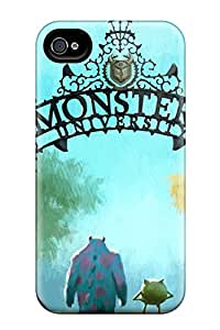 High-quality Durability Case For Iphone 4/4s(monsters University)