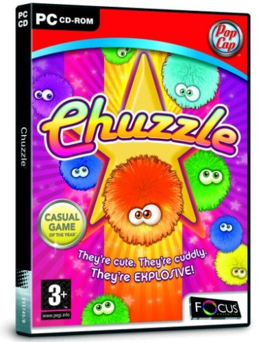 Chuzzle (PC) (輸入版) B000YKVA6E Parent