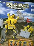 M.A.R.S. Converters Yellow Spot Explorer Cybrotonix Earthmover by M.A.R.S. converters