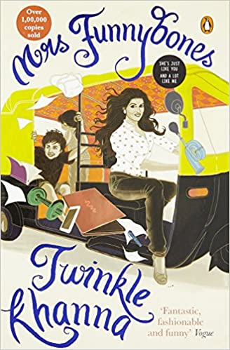c5b1c29387b Mrs Funnybones  She s just like You and a lot like Me - Twinkle Khanna