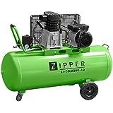 Zipper – Compresor de taller 200 litros 230 V 2200 W – zi-com200 –