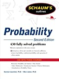 img - for Schaum's Outline of Probability, Second Edition (Schaum's Outlines) book / textbook / text book