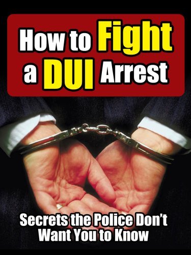 How to Fight a DUI Arrest: Secrets the Police Don't Want You to Know Alcohawk Pro Digital Breath Alcohol Detector
