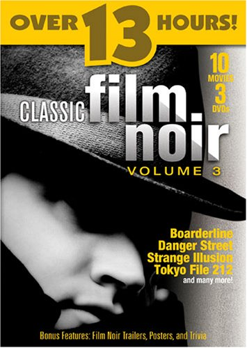 Classic Film Noir Vol Movie product image