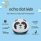 Echo Dot (4th Gen) Kids | Designed for kids, with