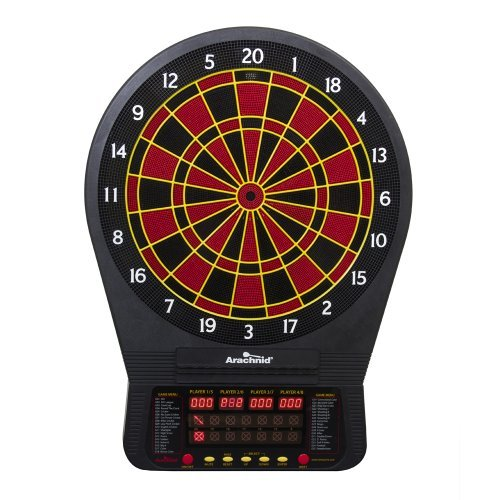 Arachnid Cricket Pro 670 Electronic Dartboard by Arachnid by Arachnid