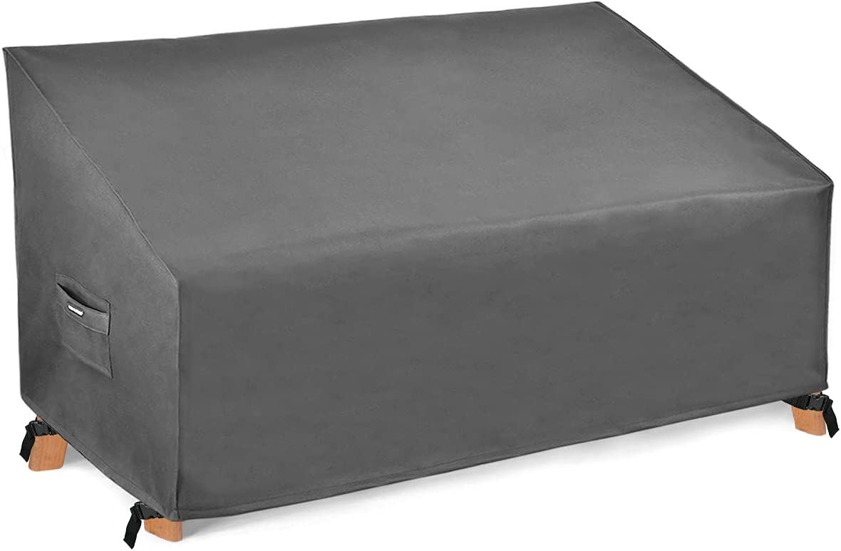 Patio Watcher Sofa Cover Heavy Duty Patio Sofa Cover, Waterproof 3-Seater Outdoor Lawn Patio Furniture Covers, 79