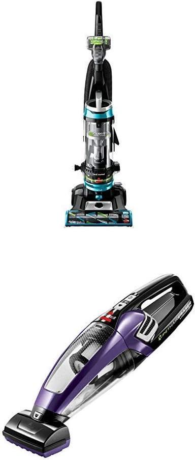 Cleanview Swivel Rewind + Hand Vacuum