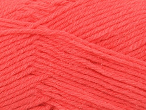 Peter Pan Baby Knitting Yarn DK 932 Begonia - per 50 gram - Peter Yarn Pan