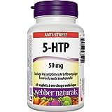 Webber Naturals 5-HTP Enteric Coated Caplets, 50mg