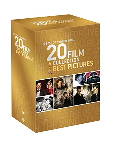 Warner Manufacturing Best of Warner Bros 20 Film Collection: Best Pictures image