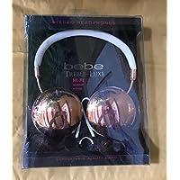 Bebe Treble Luxe Stereo Headphone Rose Gold