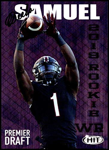 2019 SAGE Hit Premier Draft #9 Deebo Samuel NM-MT South Carolina Collegiate Football Trading ()